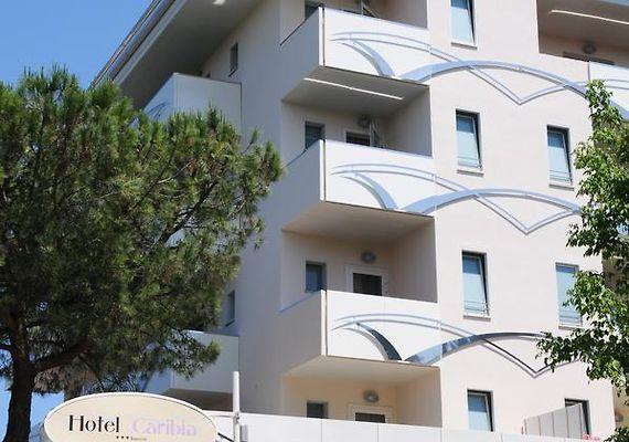 Bagno Mediterraneo Pinarella : Hotel caribia pinarella cervia